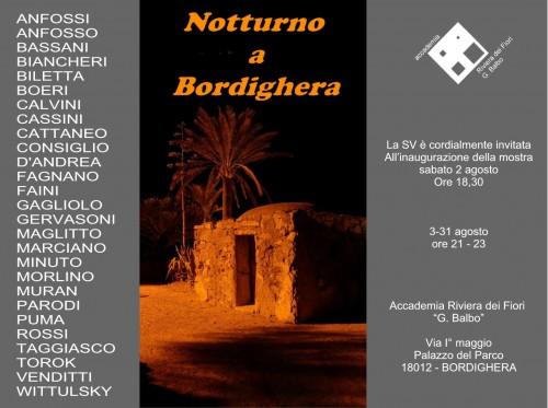 4 - notturno a Bordighera.jpg